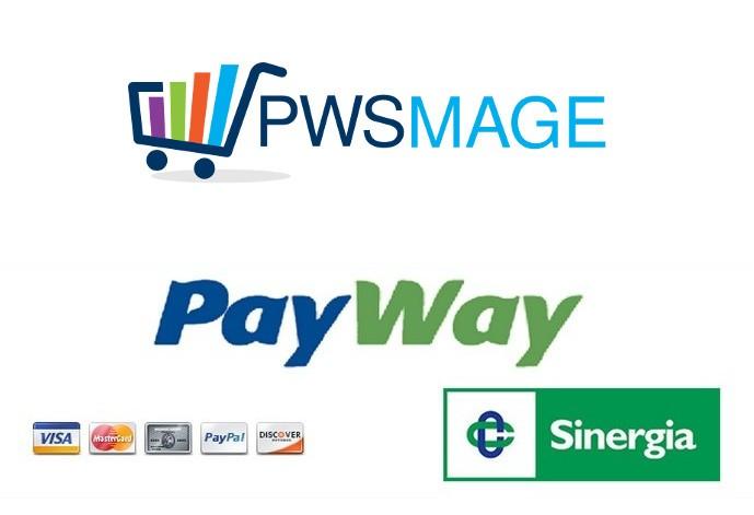 Modulo di Pagamento Magento 2 ® PayWay