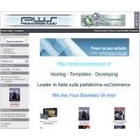 OSCommerce ITA B2B + Hosting 3000Mb + Template gratuito